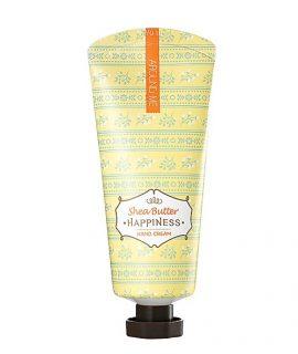 Kem dưỡng da tay Bơ hạt mỡ Around me Happiness Hand Cream Shea Butter 60g