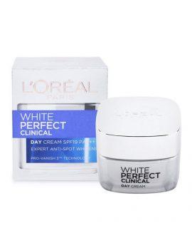 Kem dưỡng trắng da L'oreal White Perfect Clinical 50ml