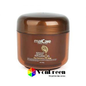 Kem hấp tóc Maxcare Argan Oil