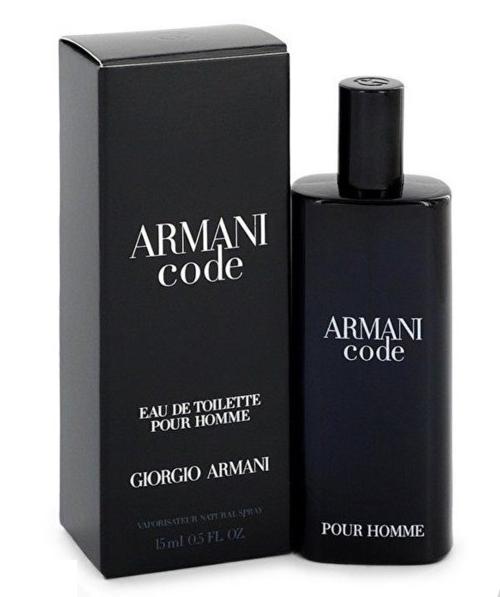 Nước hoa nam Armani Code 15ml