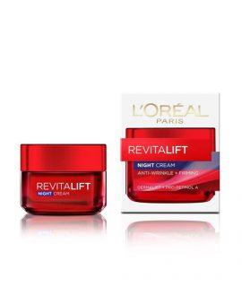 Kem dưỡng da ban đêm L'oreal Revitalift Night Cream 50ml