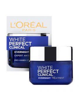 Kem dưỡng da L'oreal White Perfect Clinical 50ml