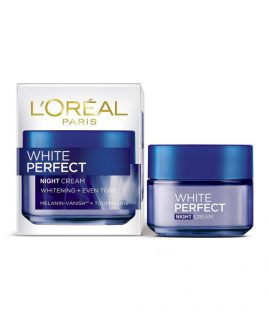 Kem dưỡng da Loreal White Perfect Night Cream 50ml