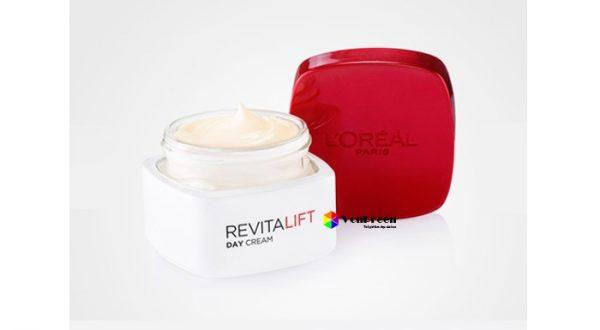 Kem dưỡng da L'oreal Paris Revitalift, kích thích tái tạo tế bào nhằm làm dày lớp biểu bì