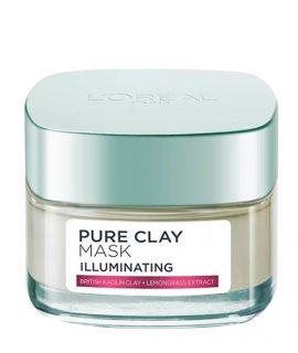 Mặt nạ đất sét L'Oreal Pure Clay Mask ILLuminating 50ml