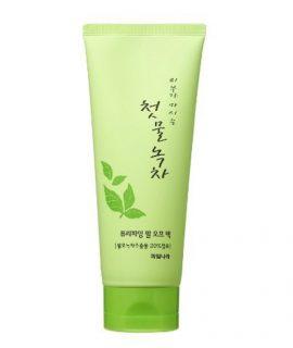 Mặt nạ trà xanh lột mụn Green Tea Purifying Peel Off Pack 150g