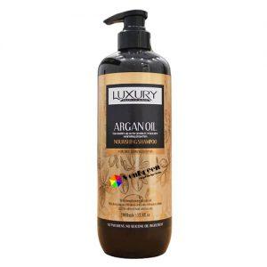 Dầu gội Organ Oil Nourshing Shampoo 1000ml, bảo vệ ánh sắc của màu tóc, giúp cho mái tóc sáng bóng mềm mại