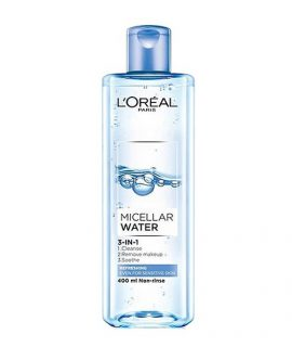 Nước tẩy trang tươi mát L'oreal Micellar Water