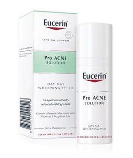 Eucerin Proacne Day Mat Whitening SPF30