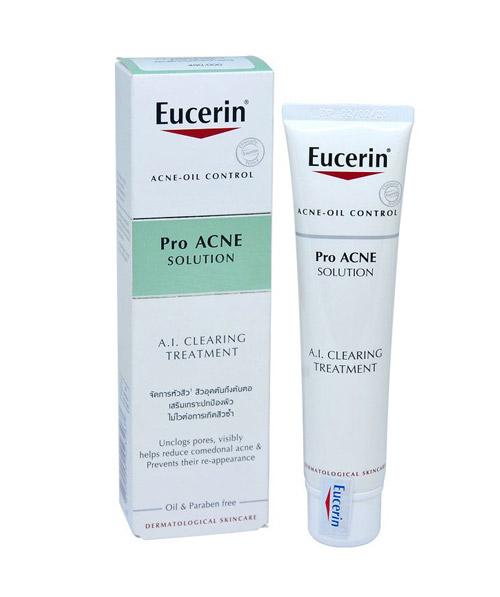 Gel đặc trị mụn Euc Pro Acne Clearing Treatment