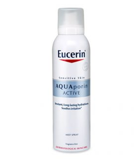 Xịt khoáng Eucerin Aqua Porin Active Mist Spray 150ml