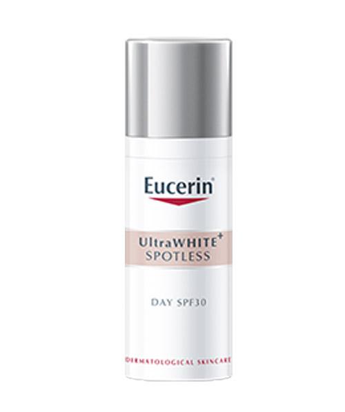 Kem dưỡng da Eucerin Ultrawhite Spotless Day SPF30 50ml