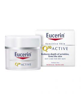 kem dưỡng da ban ngày Eucerin Q10 Active Day Care For Dry Skin