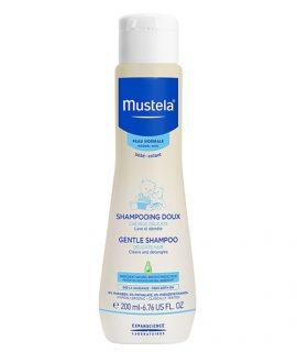 Dầu gội Mustela Gentle Shampoo - 200ml