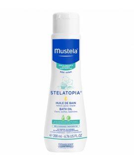 Dầu tắm Mustela Stelatopia Bath Oil - 200ml