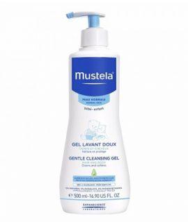 Gel tắm gội Mustela Gentle Cleansing Gel - 500ml