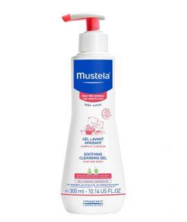 Gel tắm gội Mustela Soothing Cleansing Gel