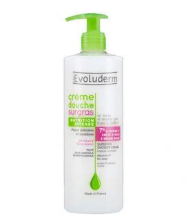 Kem tắm Evoluderm Creme Douche Surgras - 500ml