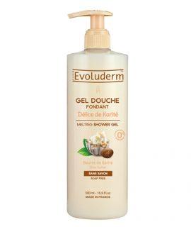 Sữa tắm Evoluderm Gel Douche Fondant - 500ml