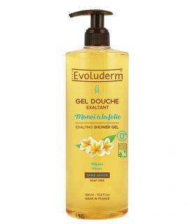 Sữa tắm Evoluderm Gel Douche Monoi - 500ml