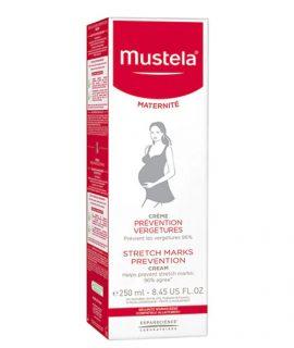 Kem dưỡng da Mustela Stretch Marks Prevention Cream - 250ml