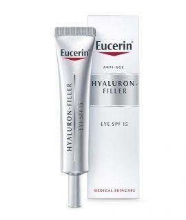 Kem dương da vùng mắt Eucerin Hyaluron Filler Eye Treatment - 15ml