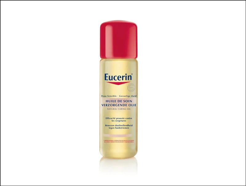 Dầu dưỡng da Eucerin Natural Caring Oil chính hãng