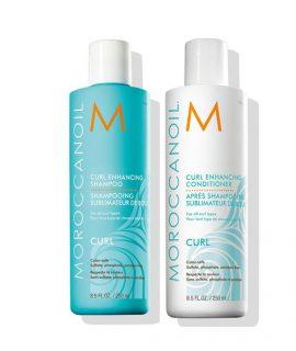 Cặp gội xả Moroccanoil Curl Enhancing 250ml