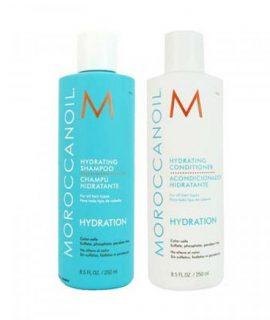 Cặp gội xả Moroccanoil Hydrating 250ml