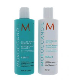 Cặp gội xả Moroccanoil Moisture Repair - 250ml