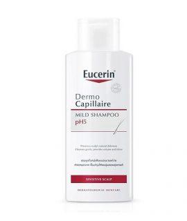 Dầu gội đầu Eucerin Dermo Capillaire Ph5 Mild Shampoo 250ml