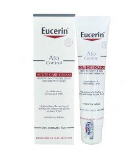 Kem dưỡng da Eucerin Ato Control Acute Care Cream - 40ml