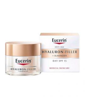 Kem dưỡng da ban ngày Eucerin Hyaluron Filler Elasticity Day SPF 15
