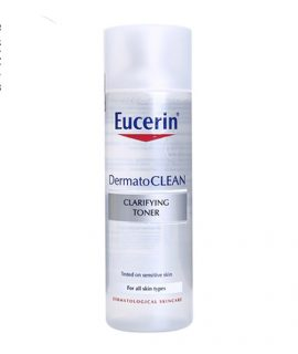 Nươc hoa hồng Eucerin Dermato Clean Clarifying Toner - 200ml