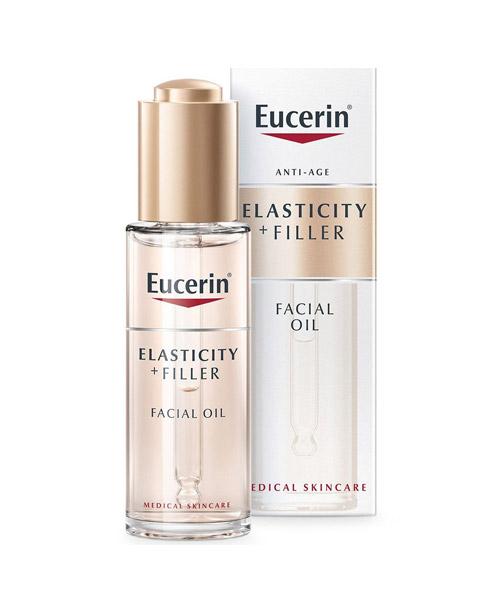 Tinh dầu dưỡng da Eucerin Hyaluron Filler Elasticity Facial OIl - 30ml