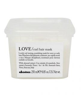 Kem ủ tóc Davines Love Curl Hair Mask 250ml
