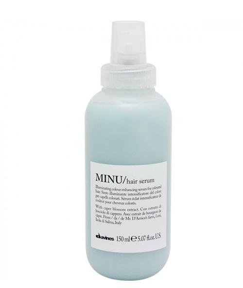 Xịt dưỡng tóc Davines Minu Hair Serum 150ml