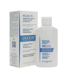 Dầu gội Ducray Kelual Ds Shampoo - 100ml