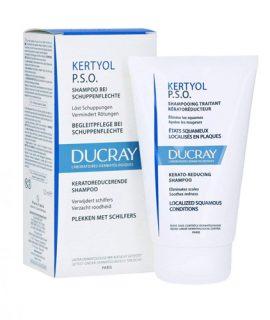 Dầu gội Ducray Kertyol Pso Shampoo - 125ml