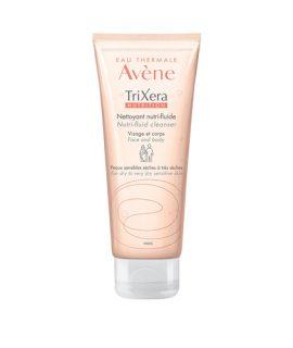 Gel rửa mặt Avène Trixera Nutrition Cleansing Gel - 100ml