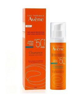Kem chống nắng Avène Cleanance Protection 50+ - 50ml