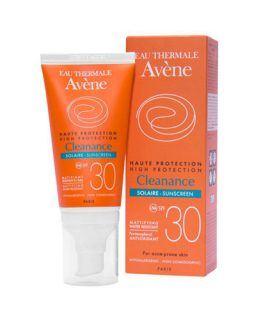 Kem chống nắng Avène Protection Cleanance Sunscreen 30 - 50ml