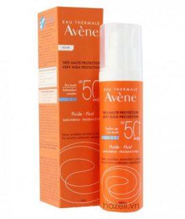 Kem chống nắng Avène Protection Fluid 50+ - 50ml
