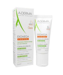 Kem dưỡng A Derma Exomega Control Cream - 50ml