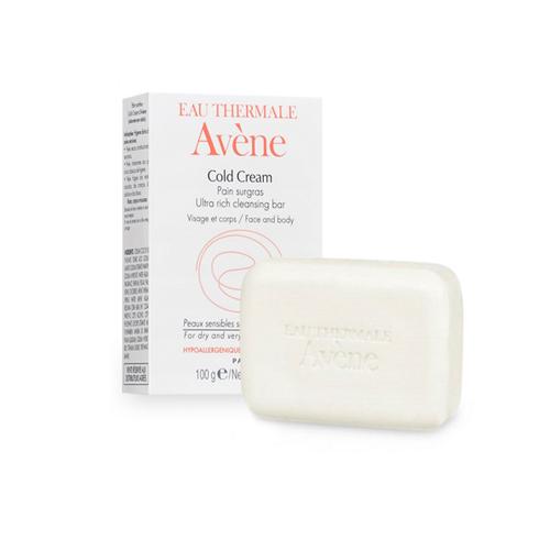 Xà phòng tắm Avène Cold Cream Cleansing Bar - 100g