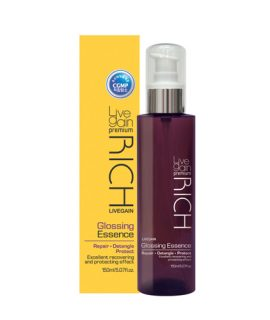 Dầu dưỡng tóc Livegain Premium Glossing Essence - 150ml