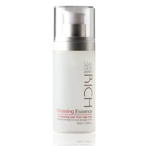 Dầu dưỡng tóc Livegain Premium Rich Glossing Essence - 100ml