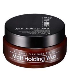 Sáp vuốt tóc ATS Stylemuse Matt Holding Wax - 100g