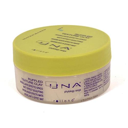 Sáp vuốt tóc Rolland UNA Ruffled Texture Clay - 100ml