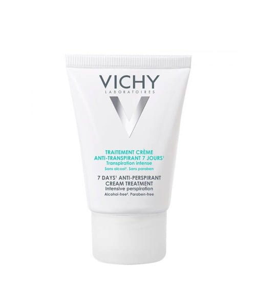 Kem khử mùi Vichy Déodorant 7 Days Anti-Perspirant Cream Treatment - 30ml
